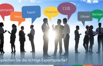 Die richtige Exportsprache sprechen –über alle Kanäle hinweg