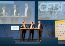Jung, frisch und Business: Erfolgreiche Premiere der neuen CEBIT