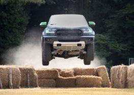 Ford auf der Gamescom 2018: Neues Performance-Fahrzeug und ultra-realer 4D-Rennsimulator