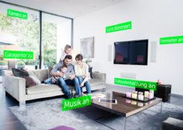 So intelligent wohnt Deutschland: 2,2 Millionen Verbraucher nutzen zuhause Smart-Home-Produkte