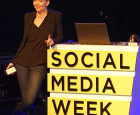Visual, Voice und Storytelling – klare Trends der digitalen Kommunikation 2019 – bei der Social Media Week Hamburg