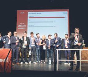 """Marketingkonzept für WallDecaux gewinnt den """"Best Concept Award"""" bei Deutschlands größter Konferenz junger Marketing-Experten"""