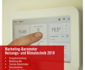 Marketing-Barometer Wärme – Kälte/Klima – Hausautomation 2019