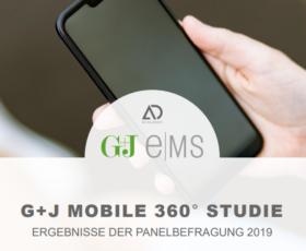 Generation Smartphone: G+J e|MS Mobile 360° Studie 2019 mit neuen Fakten und Trends rund um die mobile Internetnutzung