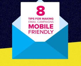 Acht Tipps, wie man E-Mail-Kampagnen auf Mobile optimiert [Infografik]