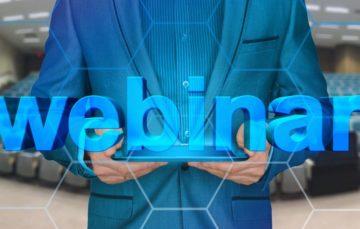 Webinare sind der neue Schlüsselpunkt für höhere Verkaufsraten