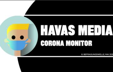 Havas Media Corona Monitor 8. Welle: Rückkehr ins Büro nicht von jetzt auf morgen